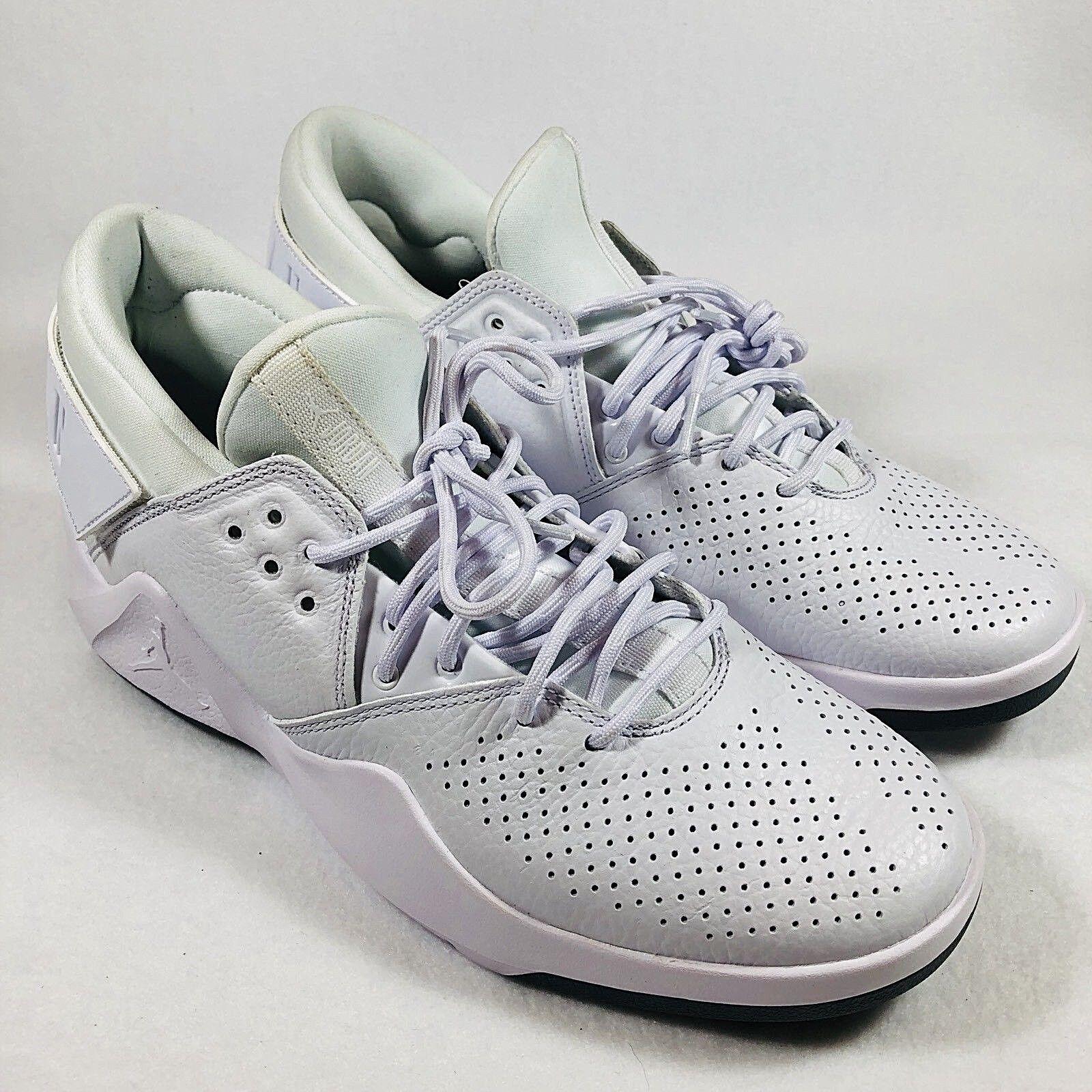 Nike Jordan Flight Fresh Premium Low Men's Basketball shoes Sz 9.5 (AH6462-100)