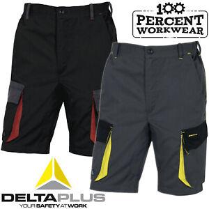 PréVenant Résistante Haute Qualité Travail Shorts Pantalon Poches Cargo Tradesman Warehouse-afficher Le Titre D'origine
