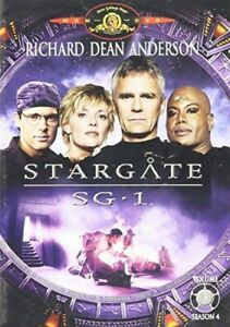 Stargate SG-1 - DVD -  Very Good - Beau Bridges,Ben Browder,Dan Shea,Teryl Rothe