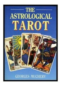 Astrological-Tarot-by-Muchery-Georges-Hardback-Book-The-Fast-Free-Shipping