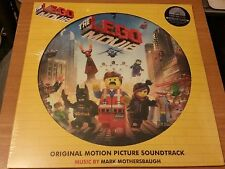 The Lego Movie Soundtrack 2LP Picture Disc & Poster RSD Record Store Day Arnett