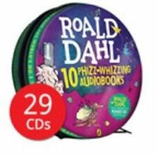 Roald Dahl Audio Collection in a Tin - 29 CDs [Audio CD]