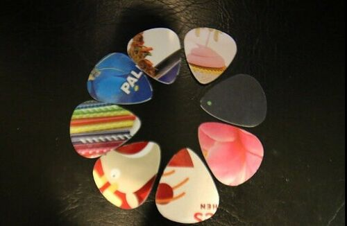 10 Pack Medium Guitar Picks New PROCEEDS HELP KIDS GET FREE LESSONS