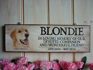 MADE-TO-ORDER-GOLDEN-RETRIEVER-MEMORIAL-SIGN-PET-IN-MEMORY-PLAQUE-OWN-NAME-DATES