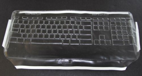 Custom made Keyboard Cover for Logitech K520-546G114 A Protection Key no Inc