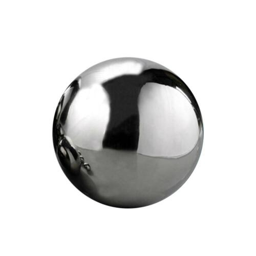 304 Stainless Steel Hollow Ball Seamless Ball Mirror Metal Decorative Sphere