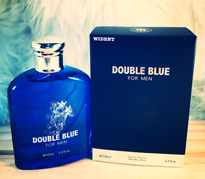 Double Blue For Men Perfume Cologne Edt 33 Oz By Royal Fragrance
