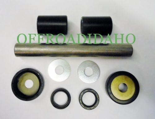 FRONT UPPER A-ARM BUSHING /& SHAFT KIT SUZUKI KING QUAD 450 LT-A450 2008-2010 4X4