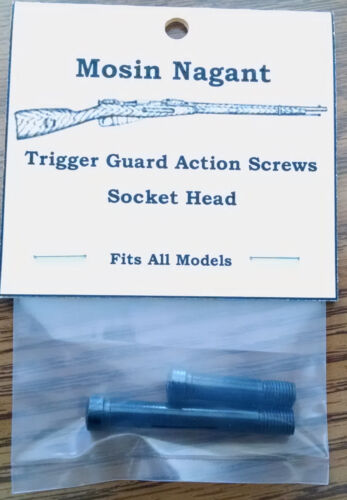 Mosin Nagant Socket Head Trigger Guard Action Vis