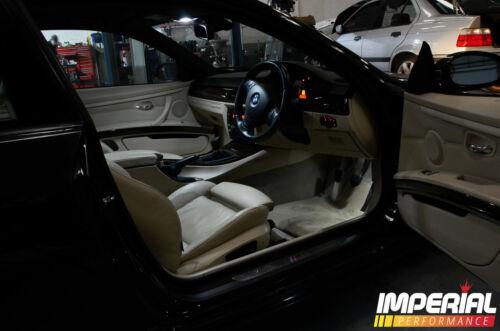 Xenon bright white SMD//LED interior lighting kit BMW 3 Series E92 Coupe