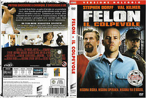 FELON-IL-COLPEVOLE-2008-dvd-ex-noleggio
