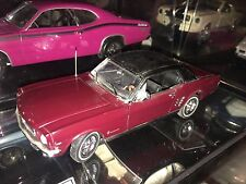 Danbury Mint 1966 Ford Mustang Diecast 1:24