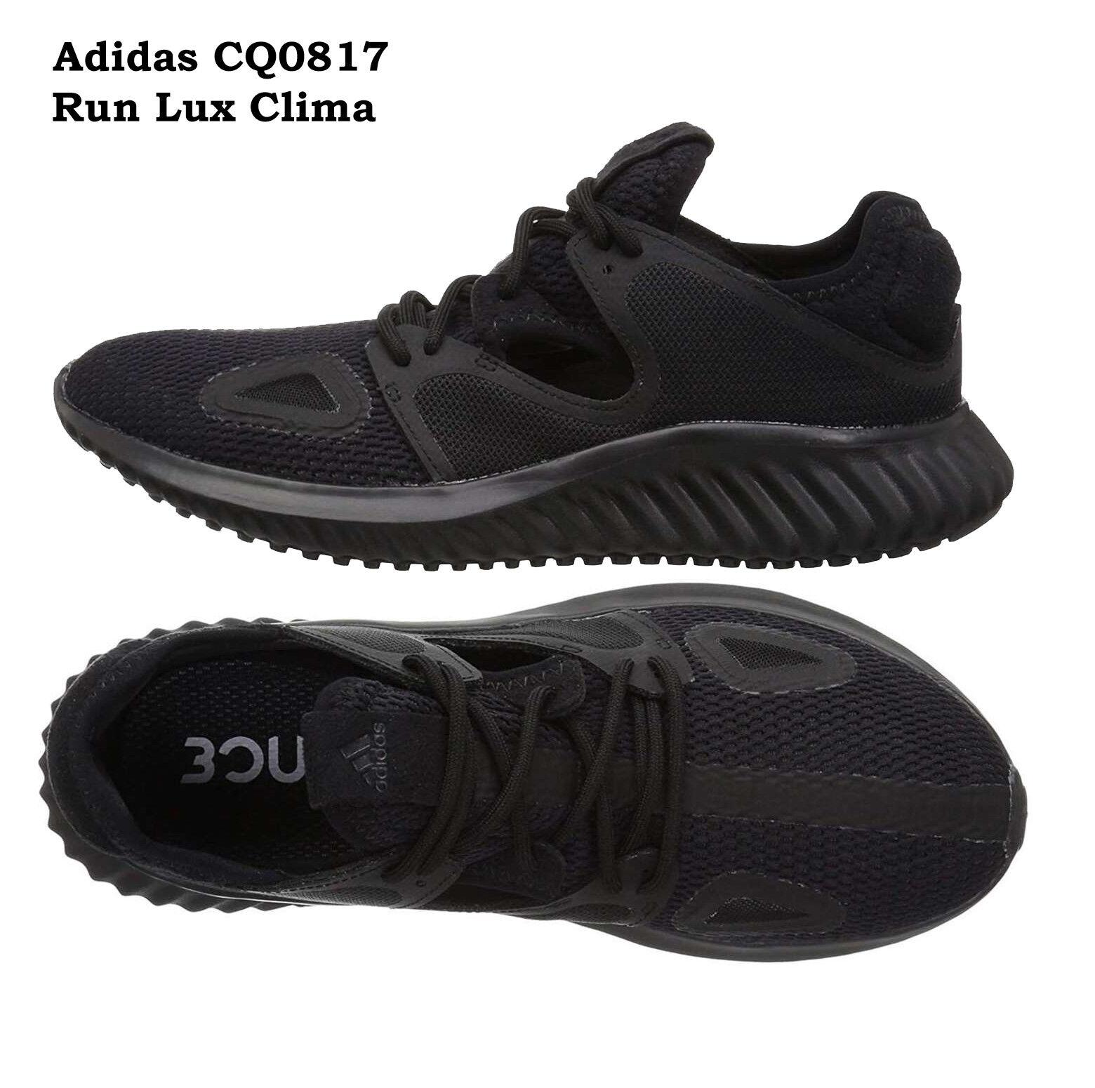 ΓυναικΡία παπούτσια Adidas Μαύρη Run Lux Clima Running Shoes Adidas Bounce ΣΡιρά AQ0817