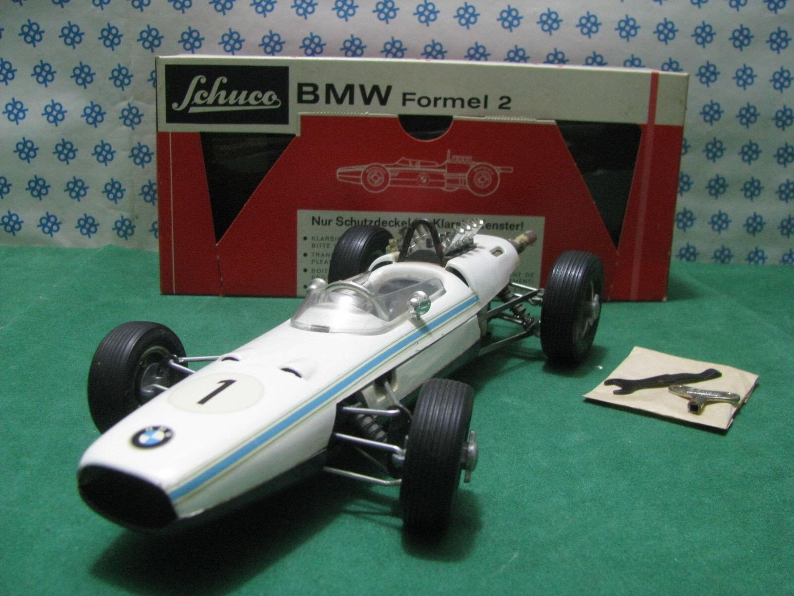 Vintage SCHUCO 1072 BMW Formel 2   Formula 2 - New   Mint