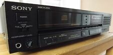 SONY 222ESD CD PLAYER......TDA151 DAC....MINT CONDITION, BOXED, MANUAL & REMOTE!