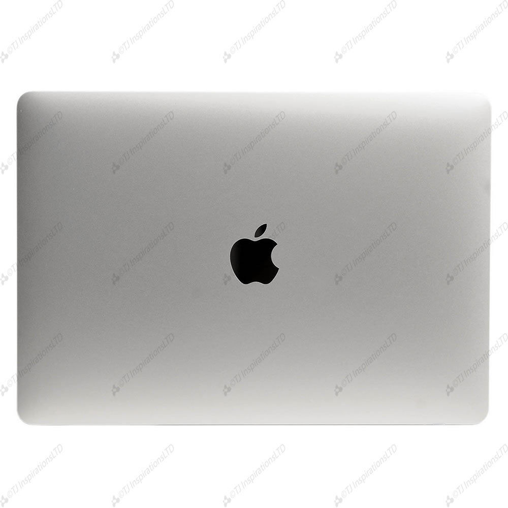 Apple Macbook Pro MPXX2LL/A Silver Screen LCD Assembly Display Complete Top Part
