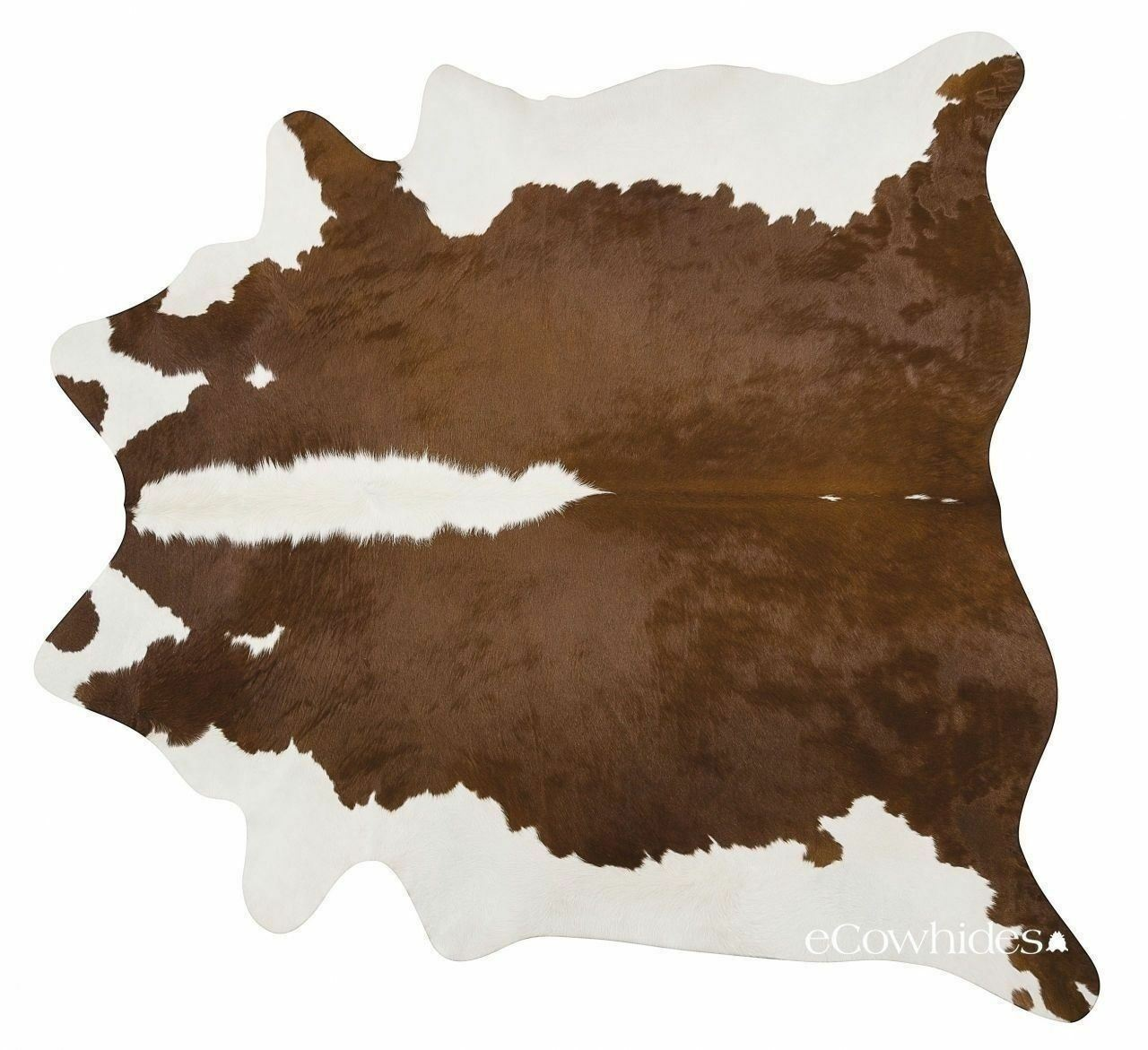Hereford Brazilian Cowhide Rug Cow Hide Area Rugs Leather Size Xl
