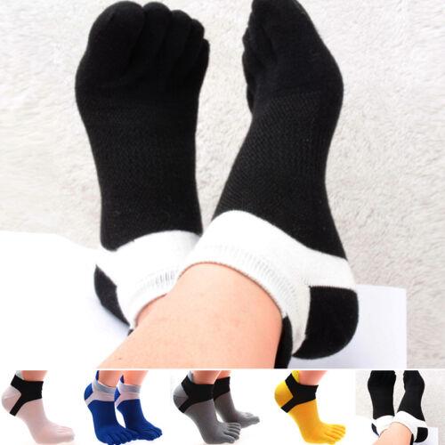 Scarpe Corsa Dito Calzini Sockings Uomo Cinque Punta 2018 Traspirante Nuovo Moda