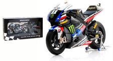 Minichamps Yamaha YZR-M1 Laguna Seca MotoGP 2010 - Ben Spies 1/12 Scale