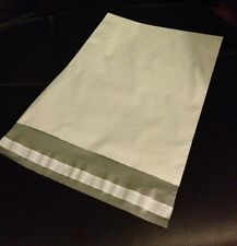 25 9x12 White Poly Mailers Envelopes Bags