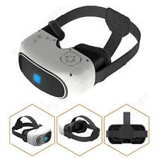 Immersive 1G/8GB All-in-1 Virtual Reality Headset 3D IMAX VR Glasses WIFI BT E01