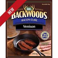 Brand Backwoods Venison Bacon Seasoning Cure