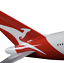 Qantas-Airways-Australia-Airlines-Airbus-A380-Airplane-45cm-DieCast-Plane-Model thumbnail 4