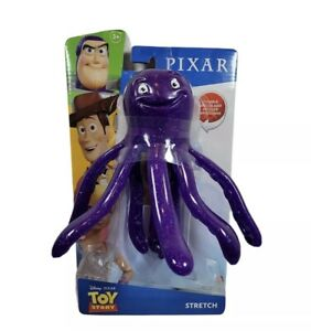 Disney Pixar Toy Story Stretch The Octopus Poseable Action Figure Mattel 2021