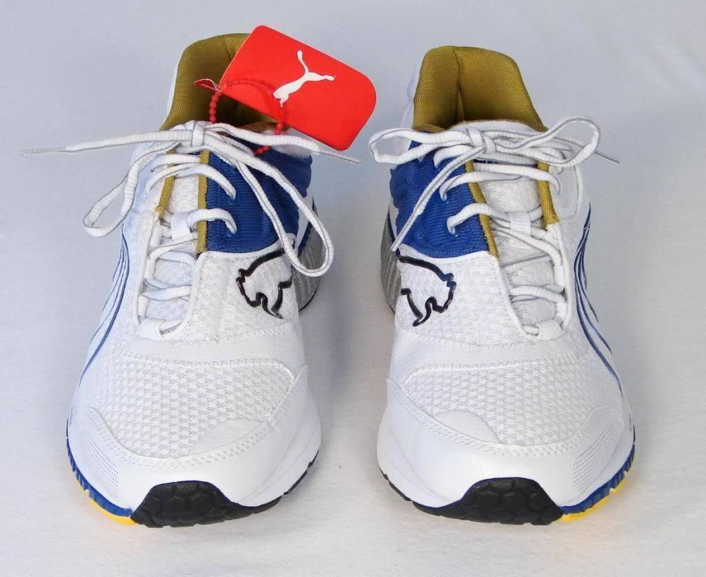 puma magnetist white & 28 blue laufschuhe turnschuhe mens 14 28 & gemeinden 5193ba