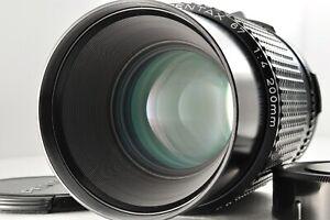 Quasi-Nuovo-SMC-Pentax-200mm-F4-per-6x7-67-Medio-Formato-Slr-Nave-dal-Giappone