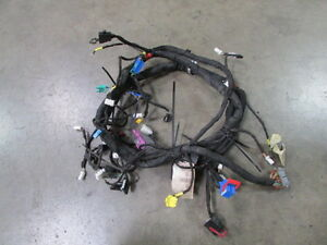 Details about Maserati Quattroporte, Dash Wiring Harness, Used, P/N on