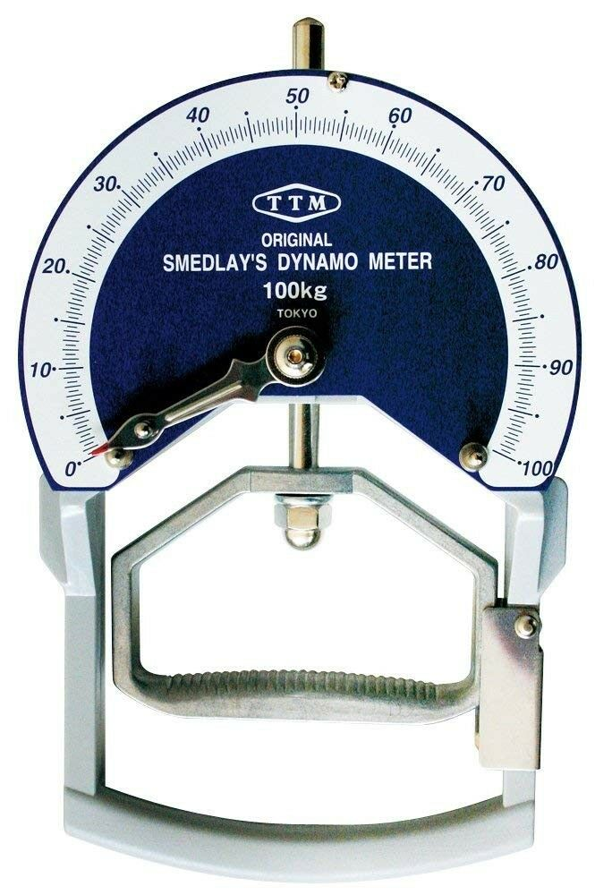 Hatas Sporting Goods Industry Smedley Tipo Dinamometro 100kg 103S Made in Japan