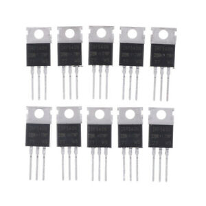 10-Stk-Irf540N-Irf540-To-220-N-Channel-33A-100V-Power-Mosfet-Set4H-EZ