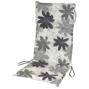 sun garden gartenm bel hochlehner auflagen auflage polster. Black Bedroom Furniture Sets. Home Design Ideas
