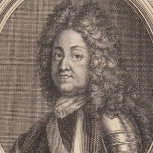 Portrait-XVIIIe-Louis-Joseph-de-Vendome-Bourbon-Brihuega-Villaviciosa-Calcinato