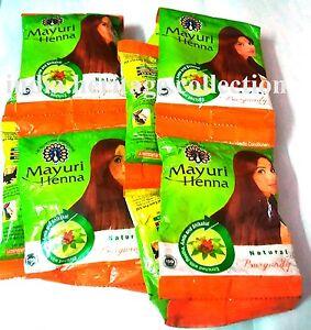 6cdde11de6798 10 x Burgundy Herbal Mehandi Hair Powder Indian Natural Ayurvedic ...