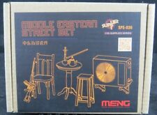 - mngsps 036 135 resin resin 1; 35 Meng Model Middle Eastern Street Set
