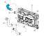 INTERCOOLER TUBO DI ASPIRAZIONE CHRYSLER GRAND VOYAGER 2.5 /& 2.8CRD 2001-2007 EEP//RG//051A
