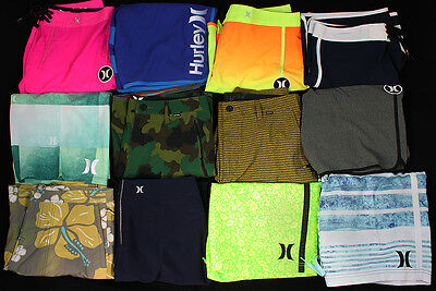 Hurley Board Shorts Size 32 Surfing Phantom Crossfit Boardshorts MMA UFC BJJ