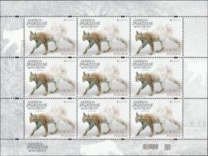 Poland 2021 - EUROPA - Animals threatened with extinction - Fi ark 5141 MNH**