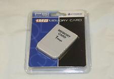 Ps1 1mb Memory Card - Hyperkin