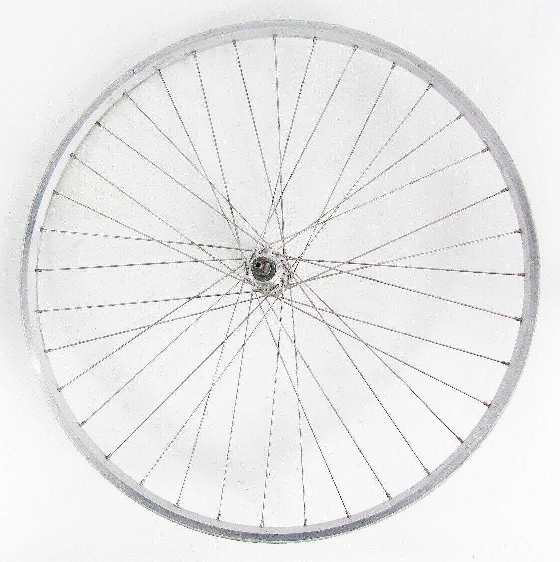Single Vintage Weinmann  700C CN520 36H Rear Wheel With Formula Hub  2018 store