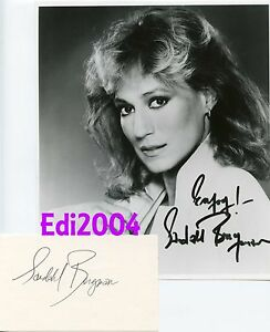 SANDAHL BERGMAN Vintage Original 1982 HARRY LANGDON Photo ...