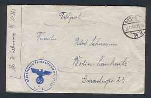 Cover-0283-Germany-1940-FELDPOST-Military-mail-used-Berlin