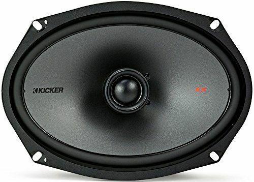 "Kicker KSC6904 44KSC6904 KS 6x9/"" 2-Way Coaxial Car Speakers 300 Watts"