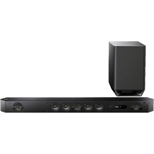 Sony HT-ST9 Hi-Res 7.1 Channel Sound Bar with Wireless Subwoofer