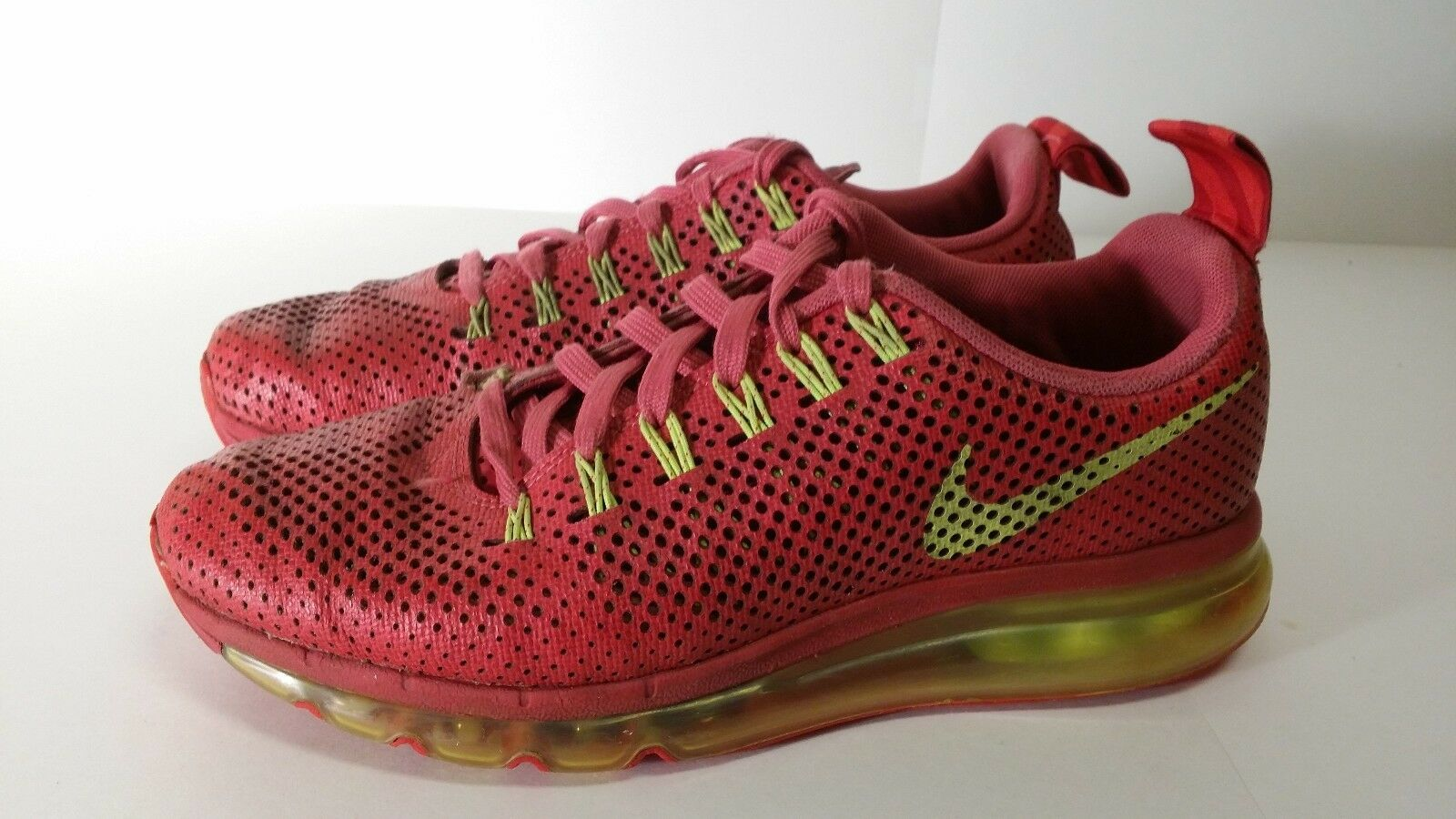 nike air max max air   proposition Rouge  volt chaussures de sport 631767-600 taille 7 3fc283