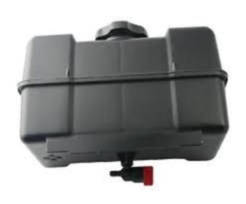 Black Plastic 691993 Briggs /& Stratton Fuel Tank And Cap For Remote Mounting