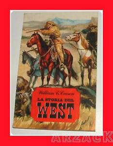 WILLIAM-T-CARSON-La-Soria-Del-West-DE-AGOSTINI-1963