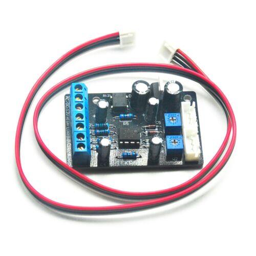 Driver Board For Power Amplifier VU Meter DB Level Header 12V-15V w// Cable